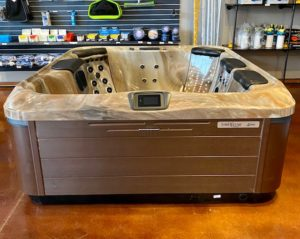 A6L Bullfrog Spas Hot Tub Best Hot Tubs Wichita Daves Pool Store