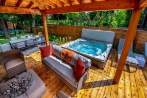 Hot Tub Pergola Design Wichita Daves Pool Store